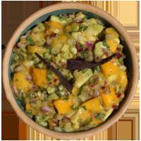 Mango–and–Avocado Salsa