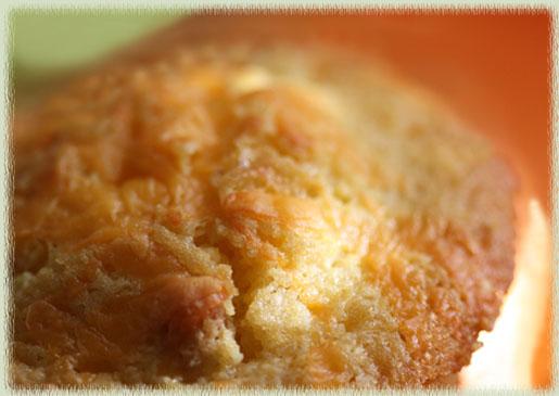 Chile Cheese Corn Muffins