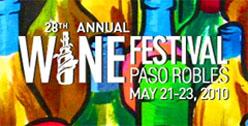 Paso Robles Wine Festival Logo