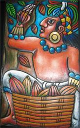 Maya y Cacao from Mario Sibaja at East LA Meets Napa