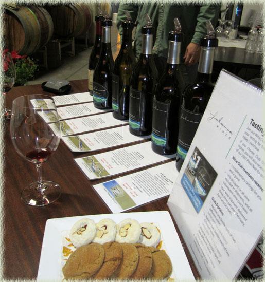 Jalama Wines Tasting Room