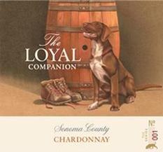 TLC Chardonnay Label