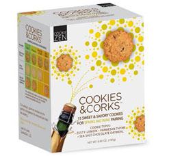 Cookies & Corks Box