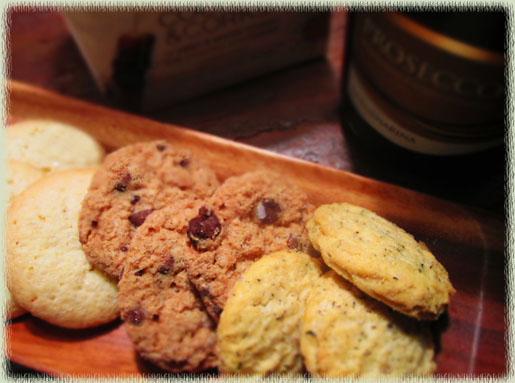 Cookies from Cookies & Corks