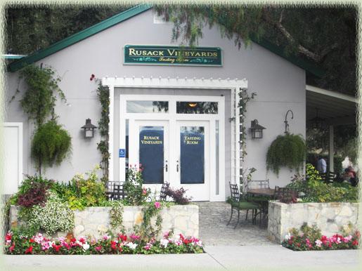 Rusack's Ballard Canyon Tasting Room