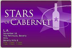 Stars of Cabernet Logo