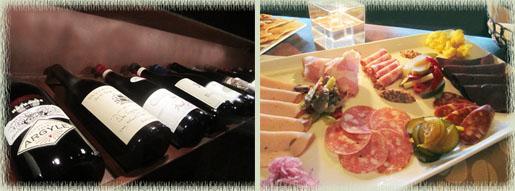 JORY Charcuterie Board; Oregon Pinots