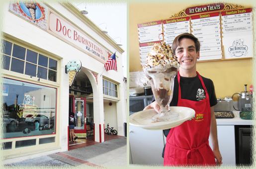 Doc Bernstein's Ice Cream Lab in Arroyo Grande