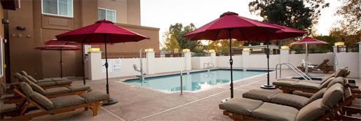 The Oaks Hotel Pool