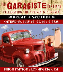 LA Garagiste Festival Logo