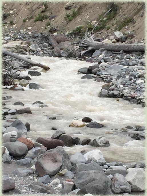 Nisqually River at Mt. Rainier