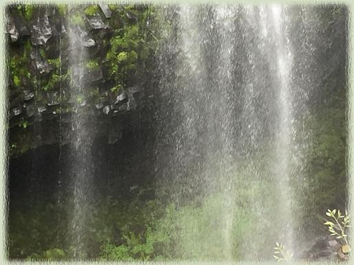 Narada Falls Up Close