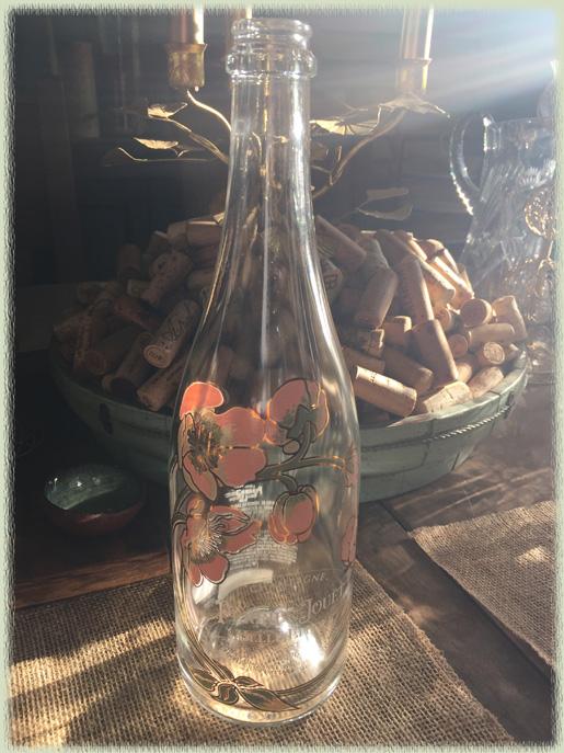 Perrier-Jouet 2006 Belle Epoque Rose Bottle
