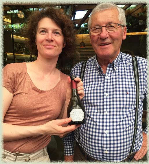 Domaine Rolet 2009 Arbois Vin de Paille