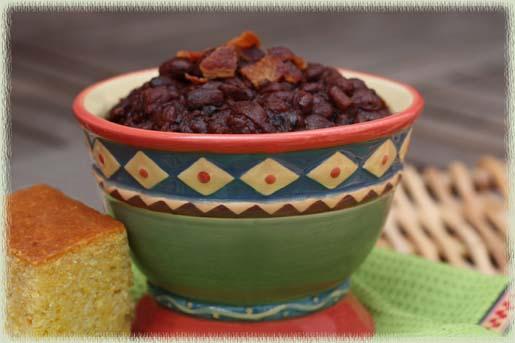 LA Crocked Beans