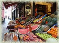 Bologna Fruit Stand