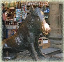 Boar of the Mercato Nuovo