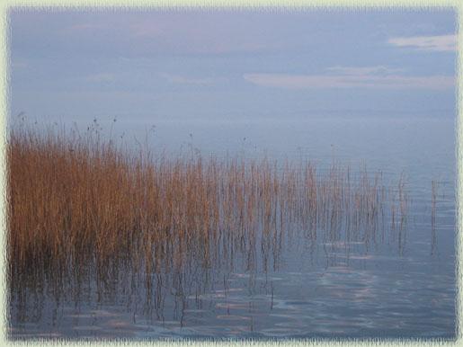 Early Morning on Lake Garda