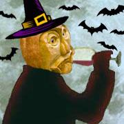 Halloween Greetings from the Wine Imbiber