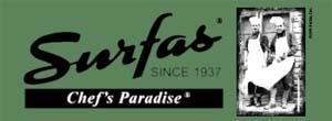 Surfas Logo