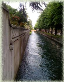 Canale Mora Aqueduct