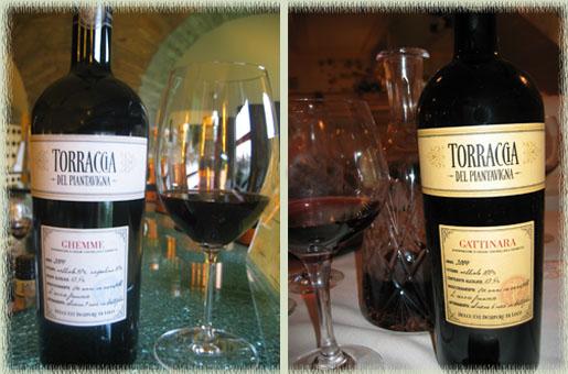 Torraccia's Ghemme & Gattinara