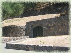 Original Vine Cliff Winery Site