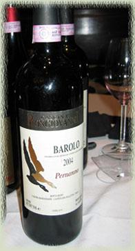 Cascina Bongiovanni's 2004 Barolo 'Pernanno'